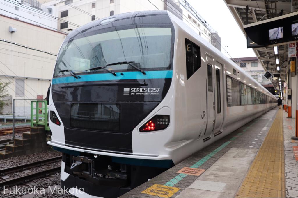 E257系2000番台 踊り子 2